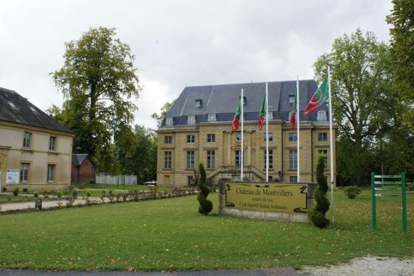 Congrès 2020_Bazeilles_chateau de Montvillers