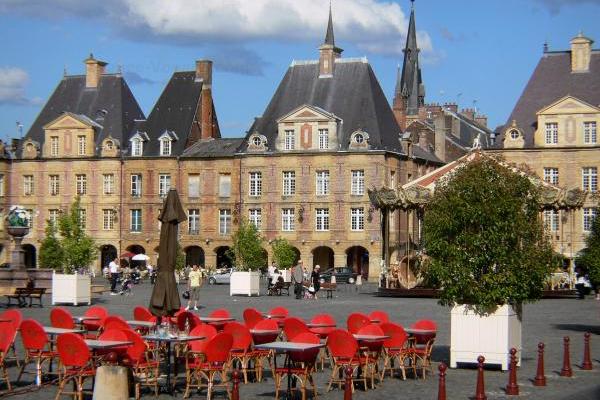 Congrès 2020_Charleville_Place Ducale